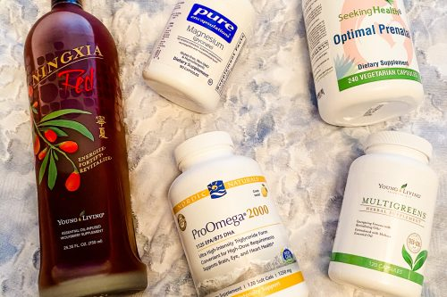 My Favorite Supplements during Pregnancy